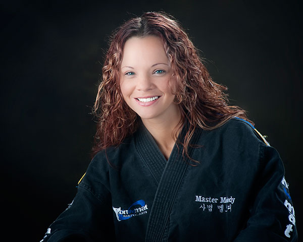 Melody Shuman Martial Arts School Owner