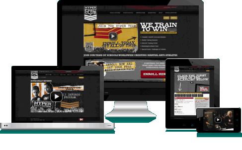 Martial Arts Sparring and Bully Defense online tools