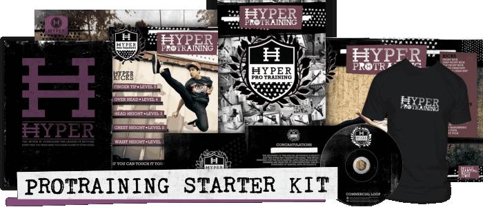 Pro Training Youth Martial Arts Program Starter Kit