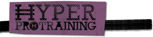 Hyper Pro Training for Youth Martial Arts