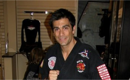 Chris Casamassa Martial Arts Coach