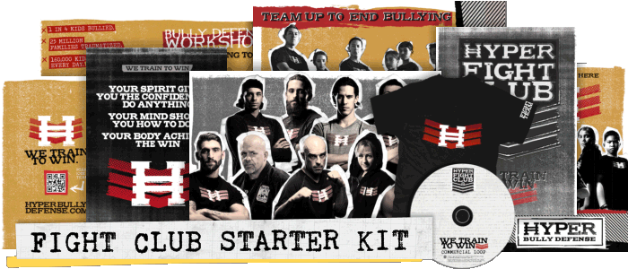HPS-Fight-Club-Starter-Kit